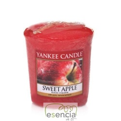 YANKEE VOTIVA SWEET APPLE
