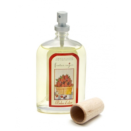 AMBIENTADOR 100 ML FRUTOS ROJOS