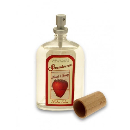 AMBIENTADOR 100 ML STRAWBERRIES, SWEET & JUICY