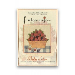MINI SACHET FRUTOS ROJOS