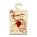 SACHET STRAWBERRIES, SWEET & JUICY