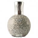 Genie Lamp Sphere Mosaic Blanco