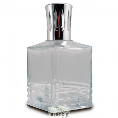 GENIE LAMP CUBE TRANSPARENT