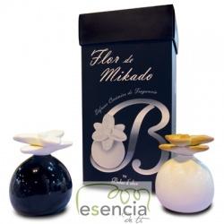 Flor Orquidea Negro Flor Blanca