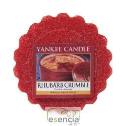 YANKEE TARTS RHUBARB CRUMBLE