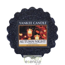 YANKEE TARTS AUTUMN NIGHT