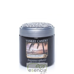 YANKEE FRAGRANCE SPHERES BLACK COCONUT