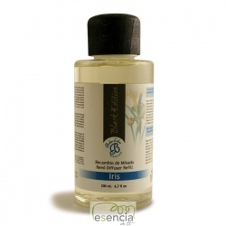 RECAMBIO MIKADO BLACK 200 ML IRIS