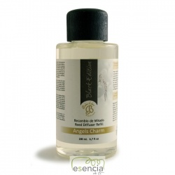 RECAMBIO MIKADO BLACK 200 ML ANGELS CHARM
