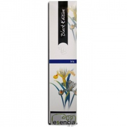 INCIENSO BLACK IRIS 20 STICKS