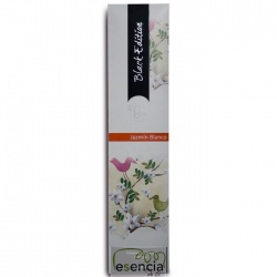 INCIENSO BLACK JAZMIN BLANCO 20 STICKS