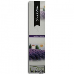 INCIENSO BLACK SOLEIL DE PROVENCE 20 STICKS