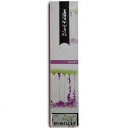INCIENSO BLACK VIOLETTA 20 STICKS