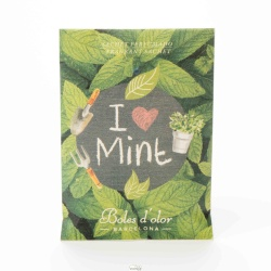 MINI SACHET I LOVE MINT