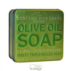 SOAP TIN ACEITE DE OLIVA