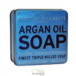 SOAP TIN ACEITE DE ARGAN