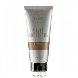 SILVER BUCKTHORN GEL Y CHAMPU TUBO 200 ml