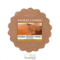 YANKEE TARTS WARM DESERT WIND