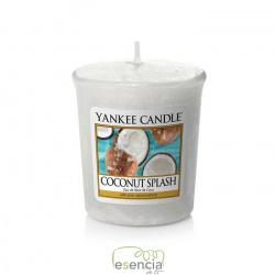 YANKEE VOTIVA COCONUT SPLASH