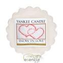 YANKEE TARTS SNOW IN LOVE