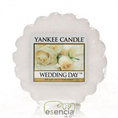 YANKEE TARTS WEDDING DAY