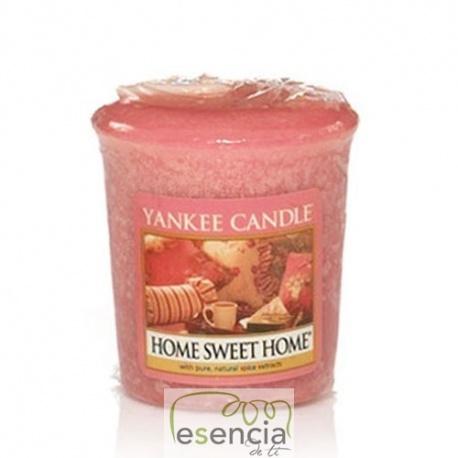 YANKEE VOTIVA HOME SWEET HOME
