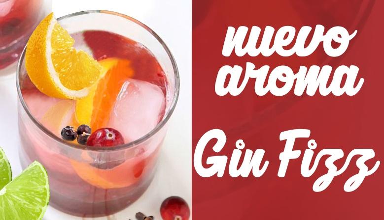 Nuevo aroma Gin Fizz