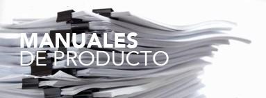 Manuales de Productos