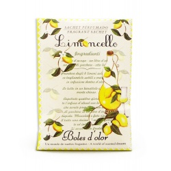 MINI SACHET LIMONCELLO