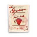 MINI SACHET STRAWBERRIES, SWEET & JUICY
