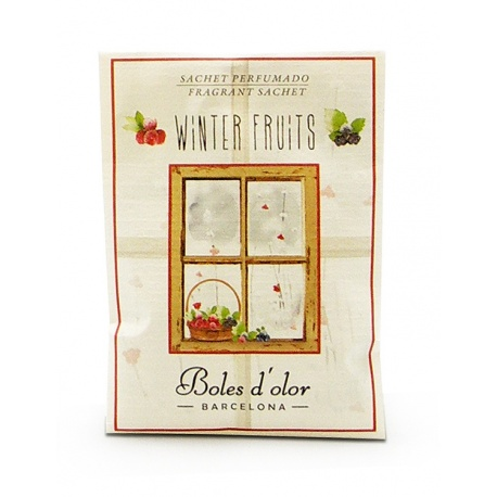 MINI SACHET WINTER FRUITS
