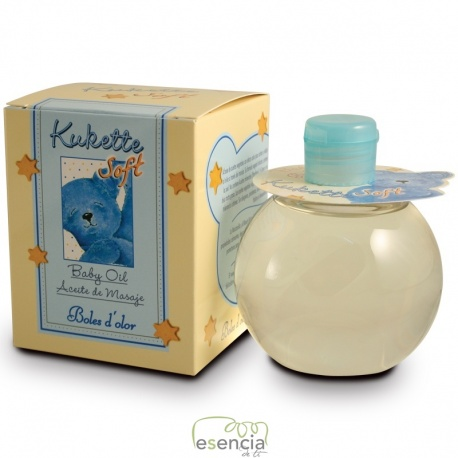 KUKETTE SOFT BABY-OIL 250 ML