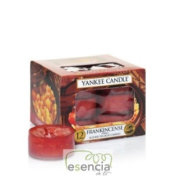 YANKEE TEA LIGHT FRANKINCENSE
