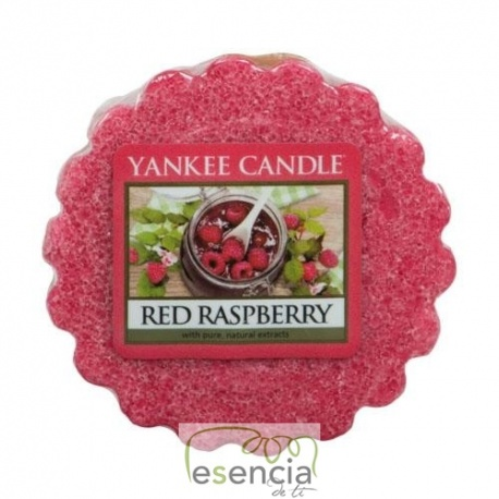 YANKEE TARTS RED RASPBERRY