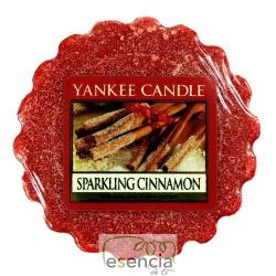 YANKEE TARTS SPARKLIN CINNAMOND