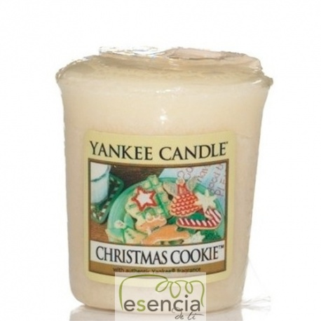 YANKEE VOTIVA CHRISTMAS COOKIE