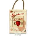 SACHET CUERDA STRAWBERRIES, SWEET & JUICY