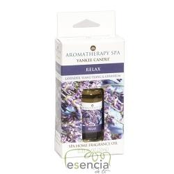 Ynakee Spa Aceite Esencial Relax Lavanda