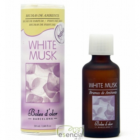 BRUMA AMBIENTS White Musk