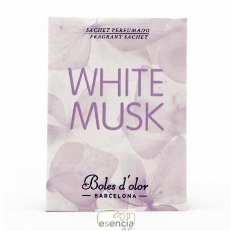 MINI SACHET WHITE MUSK