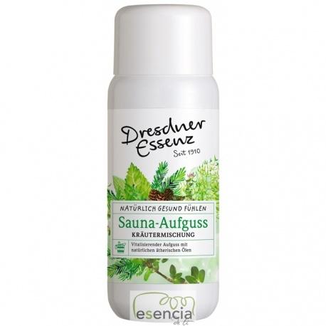 DRESDNER ACEITE SAUNA PLANTAS AROMATICAS 250 ML