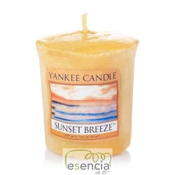 YANKEE VOTIVA SUNSET BREEZE