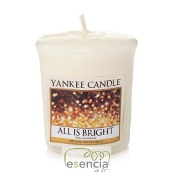 YANKEE VOTIVA ALL IS BRIGHT