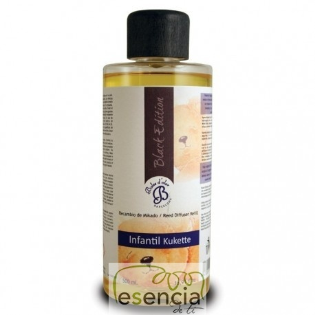 RECAMBIO MIKADO BLACK EDITION INFANTIL 125 ML