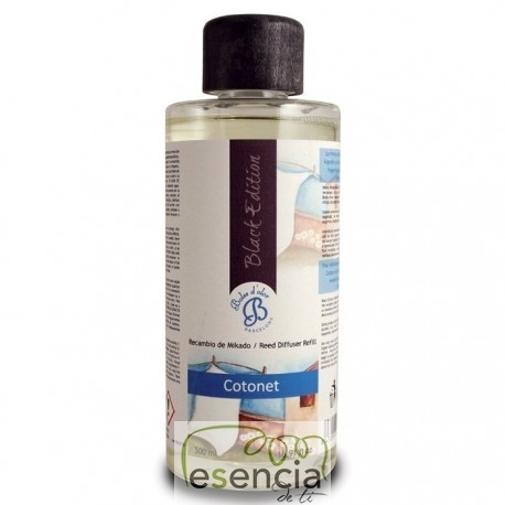 RECAMBIO MIKADO BLACK EDITION COTONET 125 ML