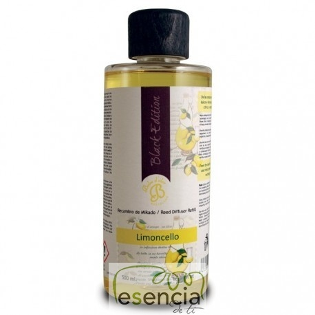 RECAMBIO MIKADO BLACK EDITION LIMONCELLO 125 ML