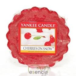 YANKEE TARTS CHERRIES ON SNOW