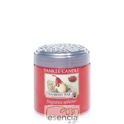 YANKEE FRAGANCE SPHERES CRANBERRY PEAR