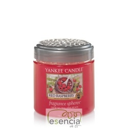 YANKEE FRAGANCE SPHERES RED RASPBERRY