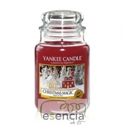 YANKEE BOTE GRANDE CHRISTMAS MAGIC